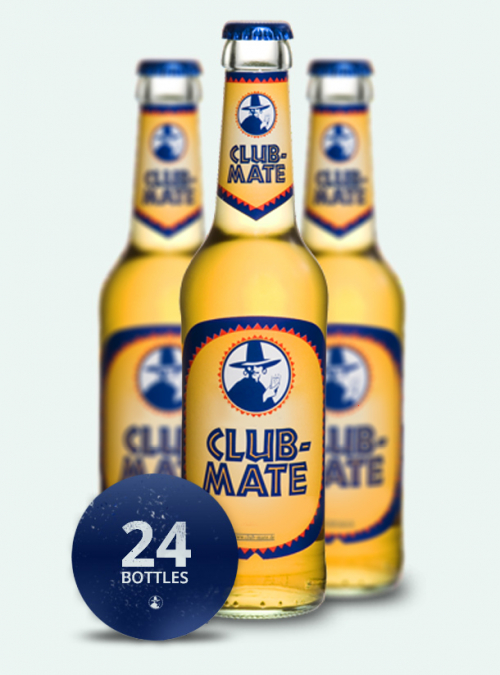 Club Mate Bottle 0,33 - Club Mate Bottle 033