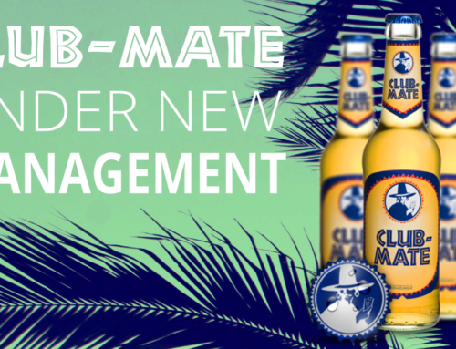 CLUB-MATE UNDER NEW MANAGEMENT