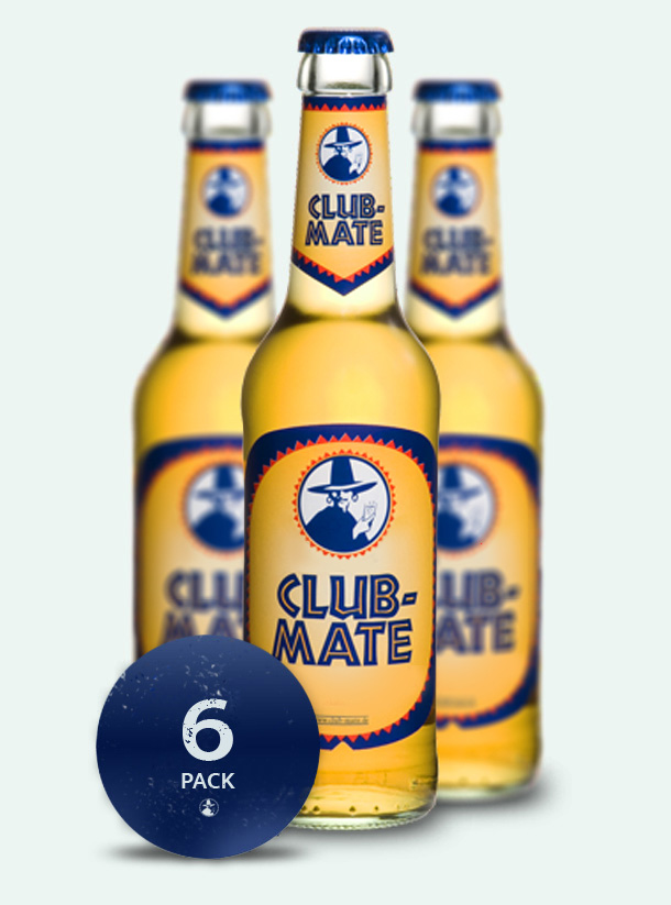 Club Mate 6 Pack 330 ml