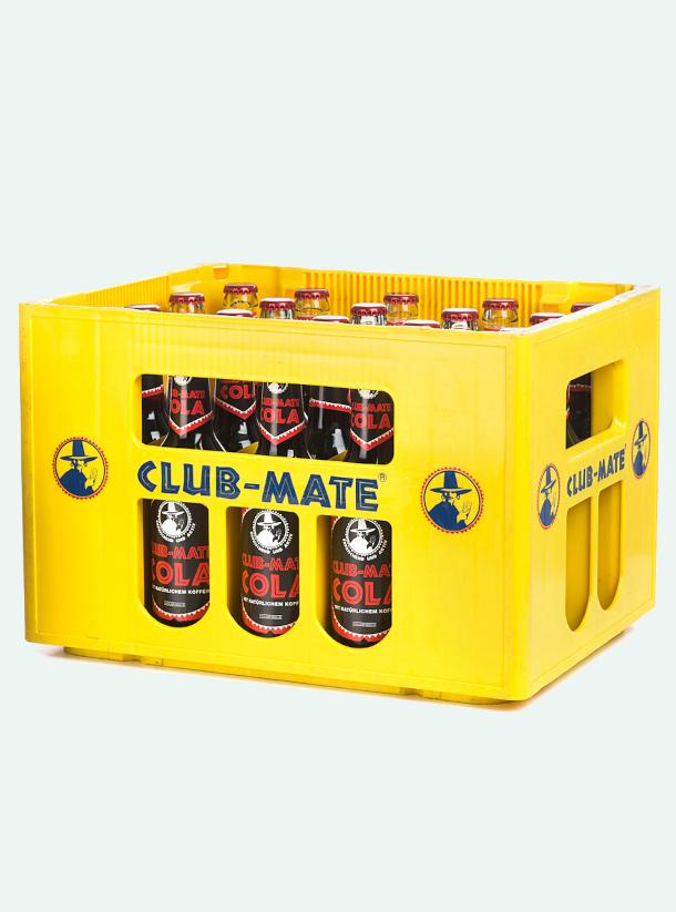 Club Mate Cola Crate 330ml