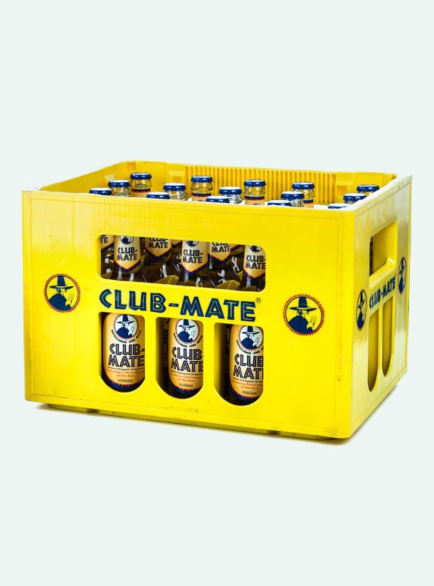 Club Mate Crate 24 bottles 330ml